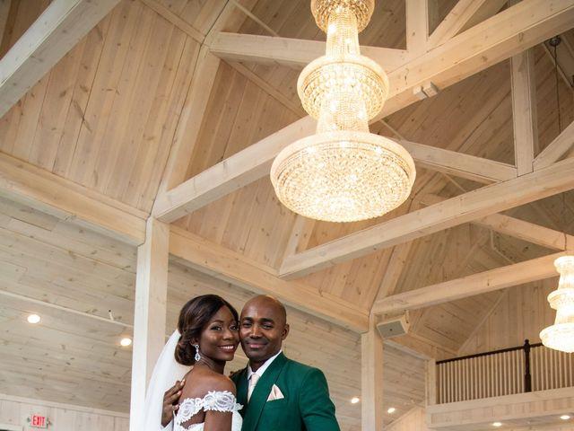 Innocent and Mercy's Wedding in Gunter, Texas 24