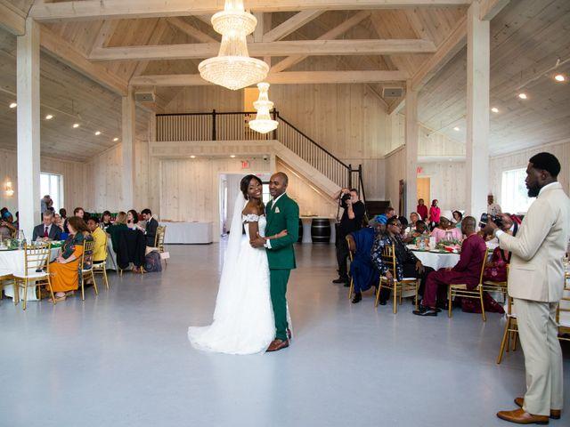 Innocent and Mercy's Wedding in Gunter, Texas 25