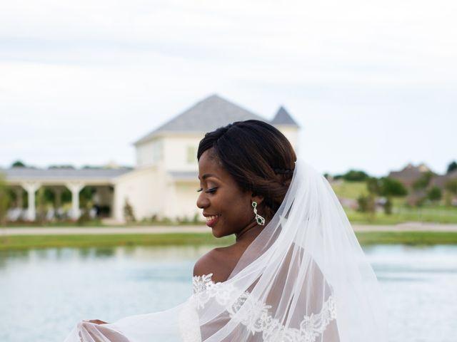 Innocent and Mercy's Wedding in Gunter, Texas 31
