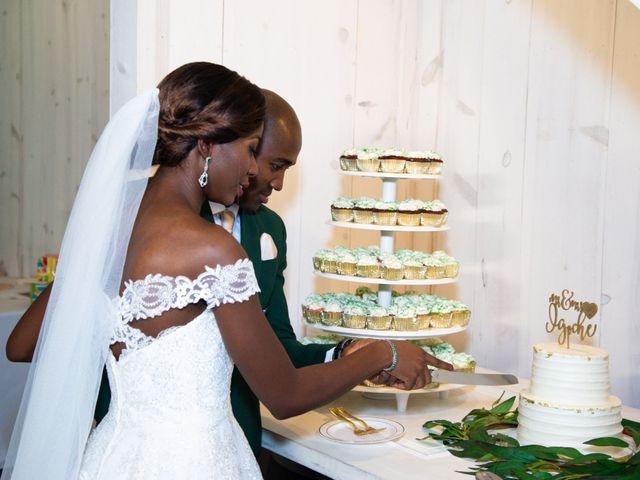 Innocent and Mercy's Wedding in Gunter, Texas 32