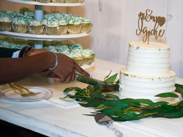 Innocent and Mercy's Wedding in Gunter, Texas 33