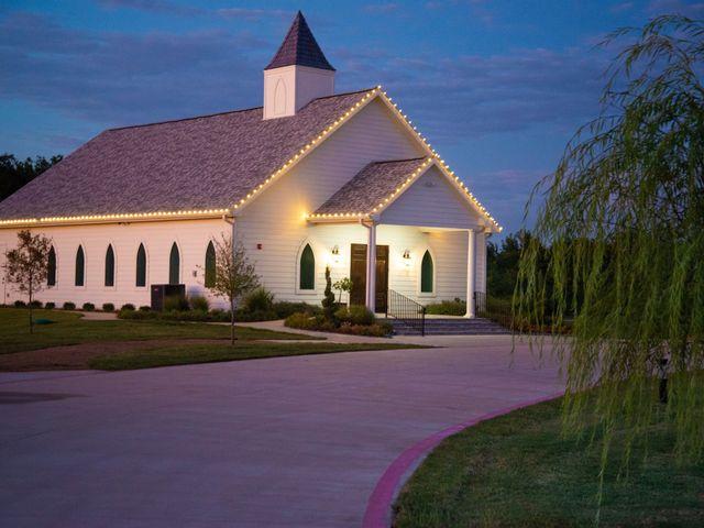 Innocent and Mercy's Wedding in Gunter, Texas 43