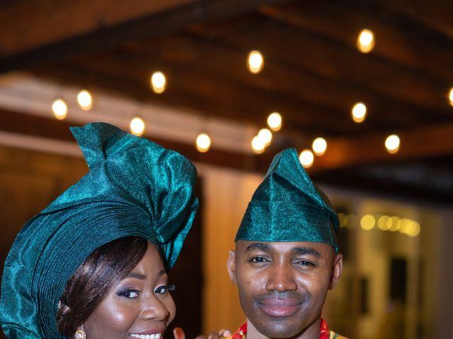 Innocent and Mercy's Wedding in Gunter, Texas 48