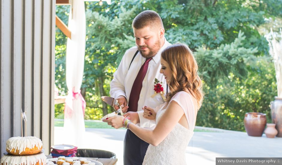 Paige and C.J's Wedding in Camano Island, Washington
