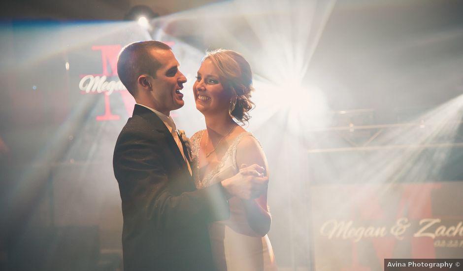 Zach and Megan's Wedding in Valparaiso, Illinois