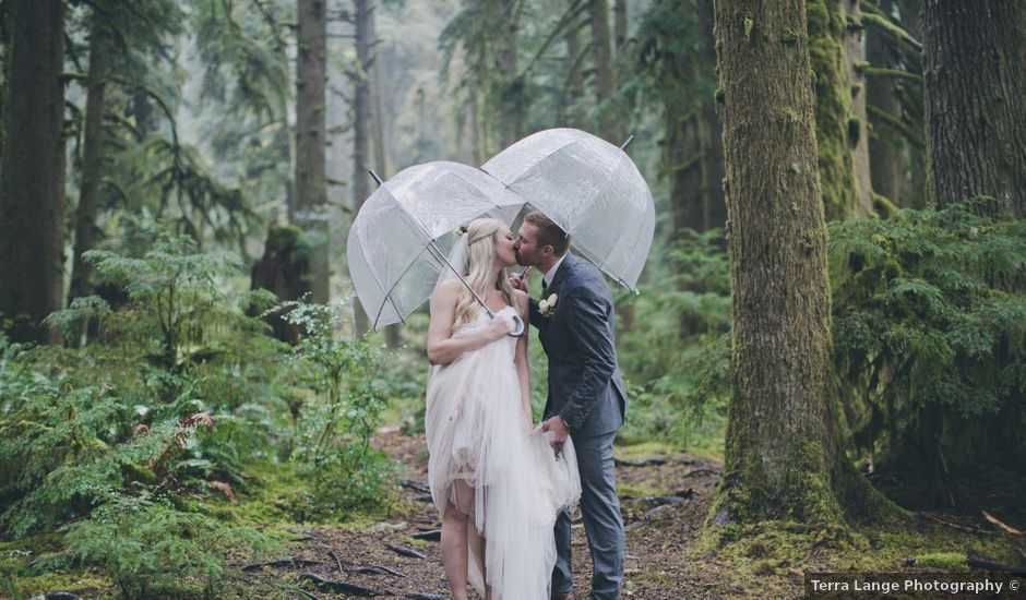 Ike and Hayley's Wedding in Sublimity, Oregon