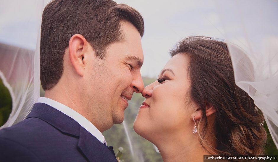 Trevor and Sarah's Wedding in Snohomish, Washington