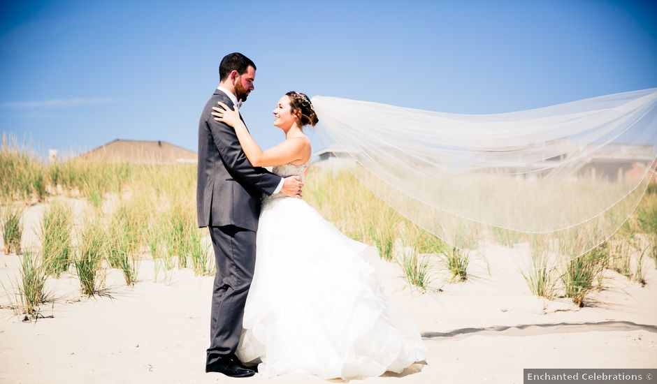 RJ Kane and Ally's Wedding in Manahawkin, New Jersey