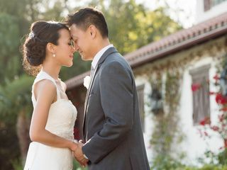 The wedding of Thinh and Julie