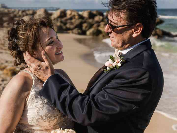 The wedding of Gigi and Bill