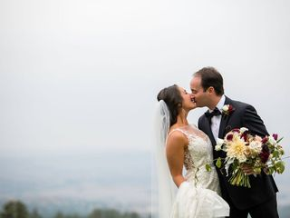 The wedding of Rachel and Jesse