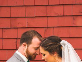 The wedding of Shannon and Matt 2