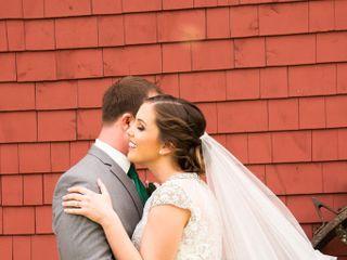 The wedding of Shannon and Matt 3