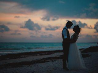 The wedding of Thamara and Nikola