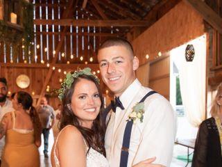 The wedding of Kirstie and Jordan 1