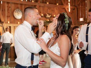 The wedding of Kirstie and Jordan 2