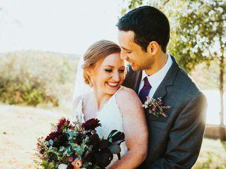 The wedding of Kerry and Jordan