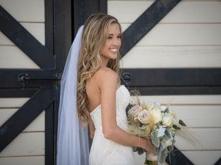 The wedding of Katie and Bradley 2