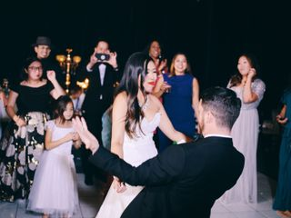 The wedding of Pete and Anh 1