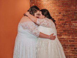 The wedding of Caitlin and Skyler 2