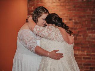 The wedding of Caitlin and Skyler 3