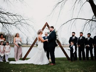 The wedding of Timber and Beau 2