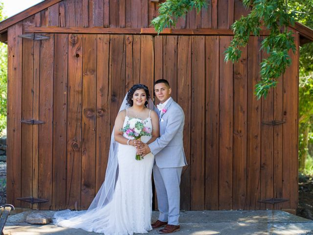 The wedding of Sergio and Lizette