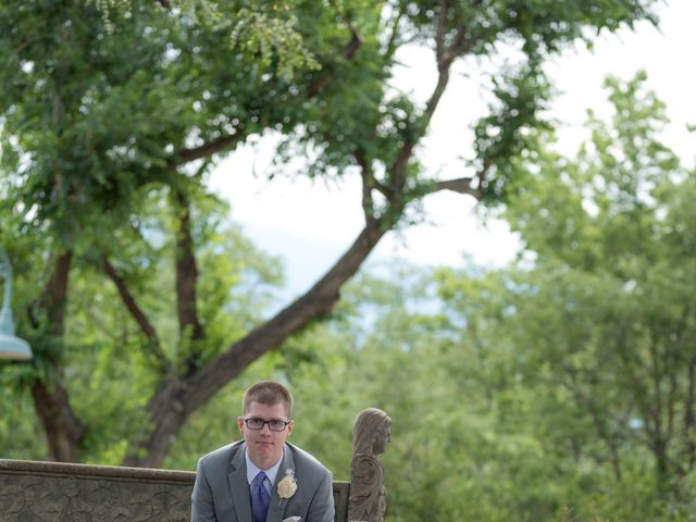 Dylan and Debbie's Wedding in Colorado Springs, Colorado 5