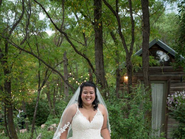 Dylan and Debbie's Wedding in Colorado Springs, Colorado 6