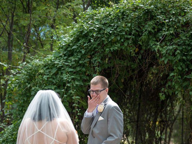 Dylan and Debbie's Wedding in Colorado Springs, Colorado 7