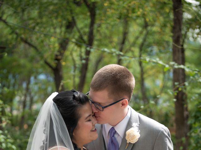 Dylan and Debbie's Wedding in Colorado Springs, Colorado 8