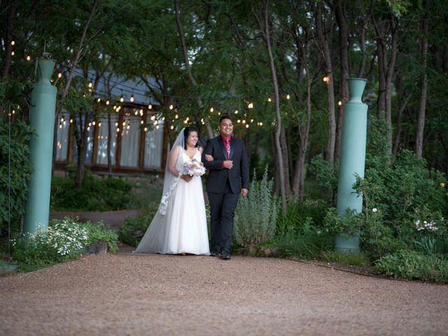 Dylan and Debbie's Wedding in Colorado Springs, Colorado 9