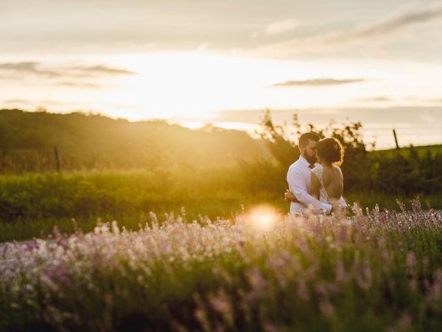 Cliff and Corey's Wedding in Boyne City, Michigan 1