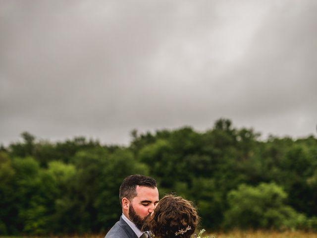 Cliff and Corey's Wedding in Boyne City, Michigan 17