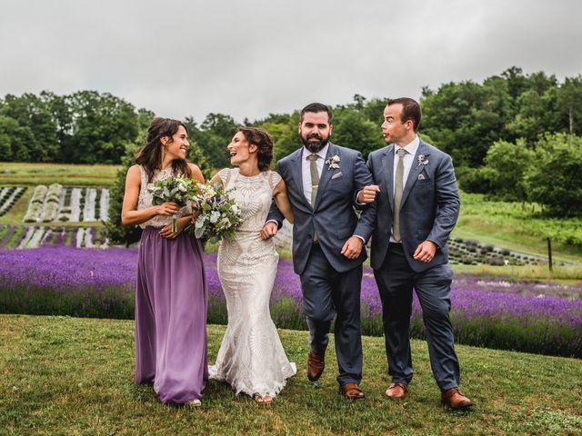 Cliff and Corey's Wedding in Boyne City, Michigan 22
