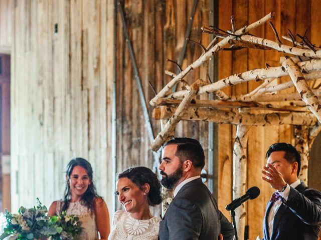 Cliff and Corey's Wedding in Boyne City, Michigan 24