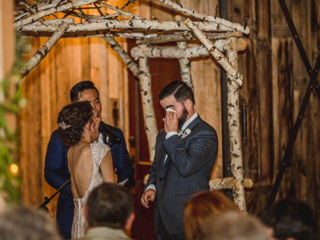 Cliff and Corey's Wedding in Boyne City, Michigan 26