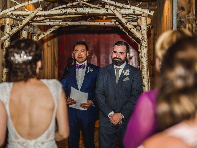 Cliff and Corey's Wedding in Boyne City, Michigan 28
