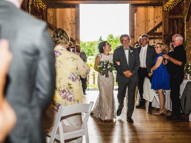 Cliff and Corey's Wedding in Boyne City, Michigan 30