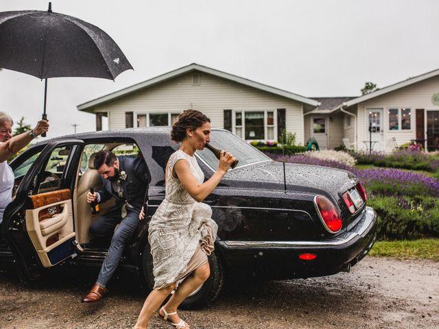 Cliff and Corey's Wedding in Boyne City, Michigan 31