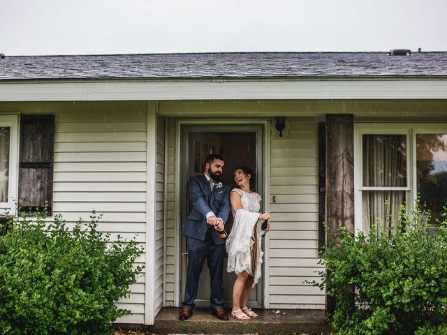 Cliff and Corey's Wedding in Boyne City, Michigan 33