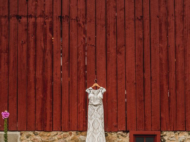 Cliff and Corey's Wedding in Boyne City, Michigan 49