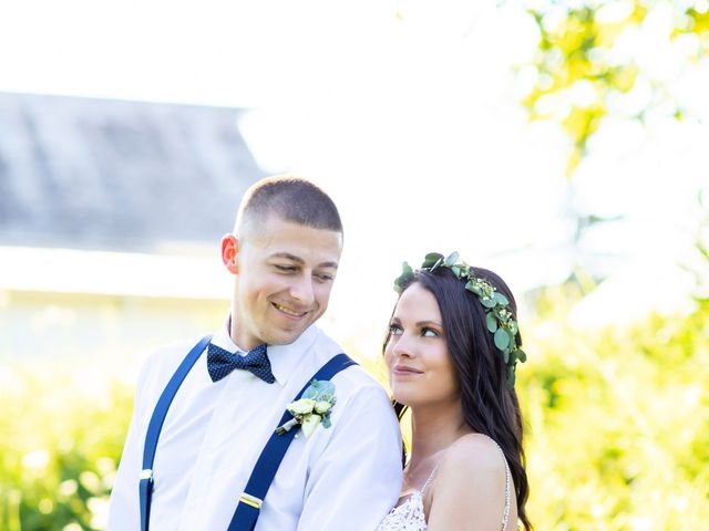 Jordan and Kirstie's Wedding in Sandusky, Ohio 13