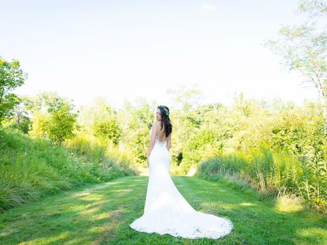 Jordan and Kirstie's Wedding in Sandusky, Ohio 14