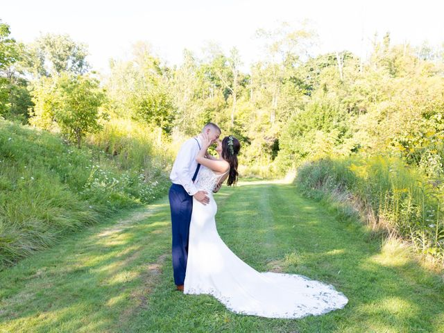 Jordan and Kirstie's Wedding in Sandusky, Ohio 18