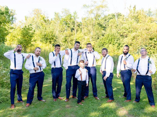 Jordan and Kirstie's Wedding in Sandusky, Ohio 19