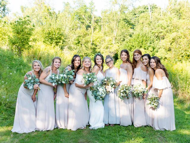 Jordan and Kirstie's Wedding in Sandusky, Ohio 20