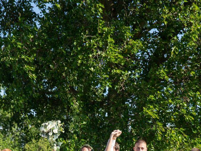 Jordan and Kirstie's Wedding in Sandusky, Ohio 22
