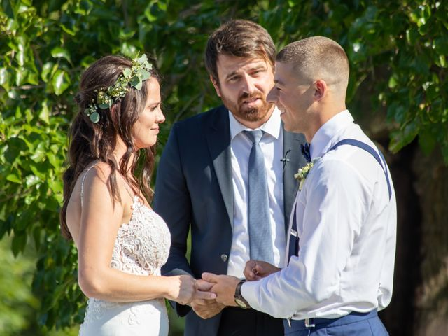 Jordan and Kirstie's Wedding in Sandusky, Ohio 25