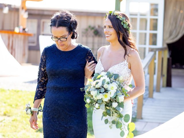 Jordan and Kirstie's Wedding in Sandusky, Ohio 31